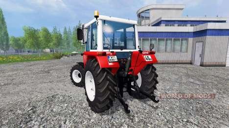 Steyr 8060A Turbo SK2 para Farming Simulator 2015