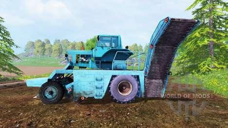 RKS-6 para Farming Simulator 2015