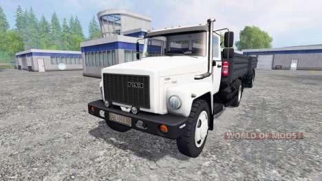 GAZ-SAZ-35071 v2.1 para Farming Simulator 2015