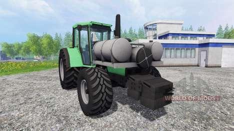 Deutz-Fahr Agrosun 140 [hacker] para Farming Simulator 2015