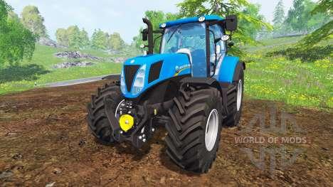New Holland T7.170 para Farming Simulator 2015