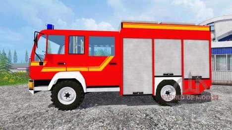 MAN M12.222 [feuerwehr] para Farming Simulator 2015
