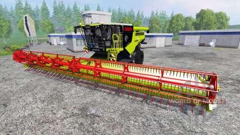 CLAAS Lexion 795 v1.2 para Farming Simulator 2015
