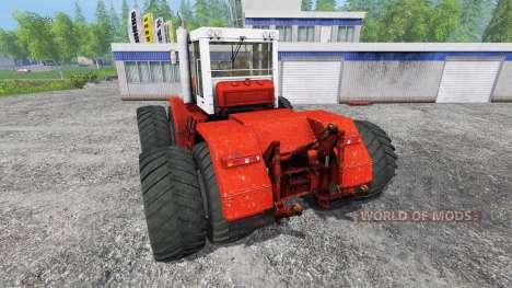 744 R3. v2.0 para Farming Simulator 2015