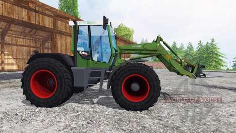 Fendt Xylon 524 v4.0 para Farming Simulator 2015