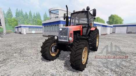 MTZ-1221 Bielorrusia para Farming Simulator 2015