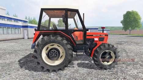 Zetor 7745 FL para Farming Simulator 2015