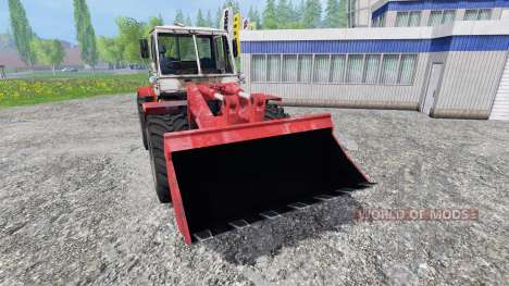 T-156 [rojo] para Farming Simulator 2015