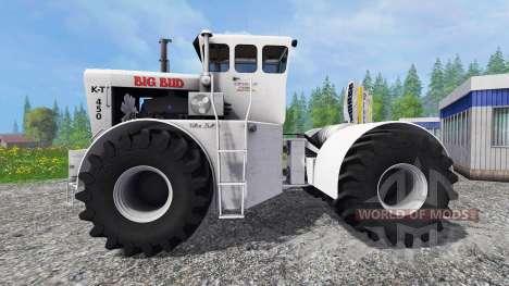 Big Bud K-T 450 para Farming Simulator 2015