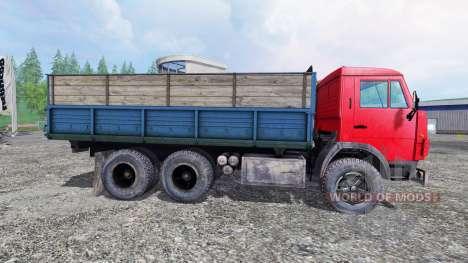 KamAZ-55102 v2.5 para Farming Simulator 2015