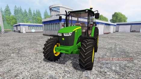 John Deere 5085M para Farming Simulator 2015