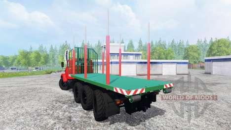 Kraz-7140Н6 para Farming Simulator 2015