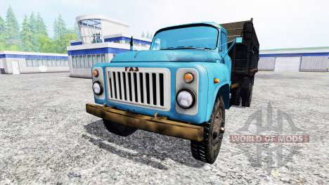 GAZ-53-12 para Farming Simulator 2015