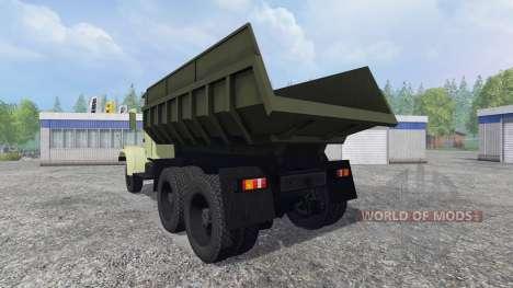 Kraz-257 para Farming Simulator 2015