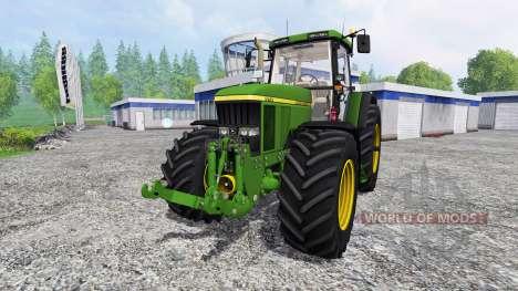 John Deere 7710 para Farming Simulator 2015