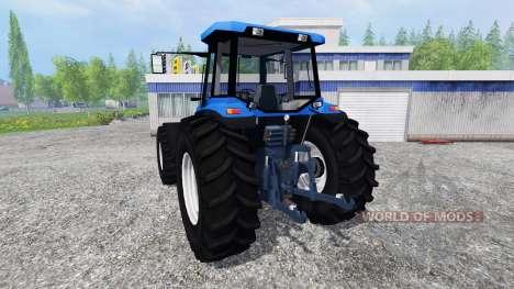 Ford 8970 para Farming Simulator 2015