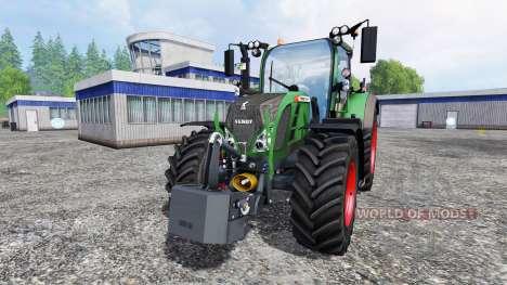 Fendt 716 Vario para Farming Simulator 2015