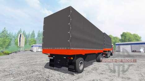 KamAZ-53212 v2.0 para Farming Simulator 2015