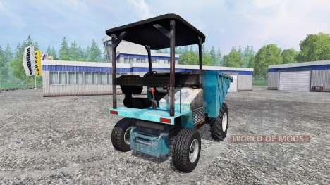 Mini dumper para Farming Simulator 2015