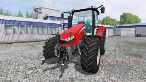 Massey Ferguson 5712 para Farming Simulator 2015