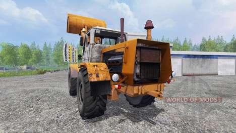 T-156 [naranja] para Farming Simulator 2015