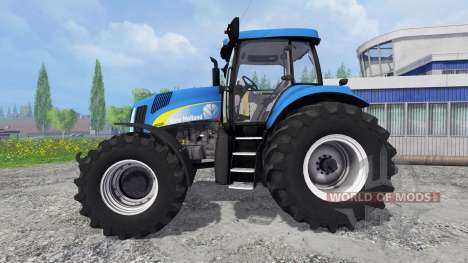 New Holland TG 285 [final] para Farming Simulator 2015