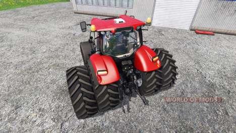Case IH Puma CVX 165 FL v1.6.1 para Farming Simulator 2015