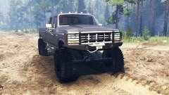 Ford F-350 1984 v2.0 para Spin Tires