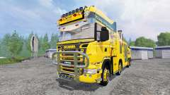 Scania R500 [tow truck]