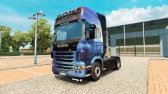 Efecto de la masa de la piel para Scania camión para Euro Truck Simulator 2