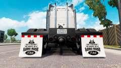 HD colgajos de barro v1.2 para American Truck Simulator