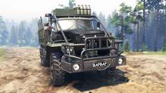 Ural-4320-30 [bárbaro] para Spin Tires