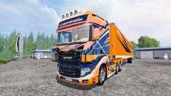 Scania R700 [toprun]