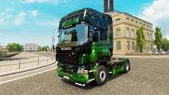 Obras de arte de la piel para Scania camión para Euro Truck Simulator 2