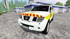 Nissan Pathfinder FFSS