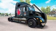 El veneno de la Energía de la piel para camiones Volvo VNL 670 para American Truck Simulator