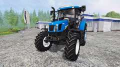 New Holland T6.120 v1.3