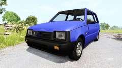 VAZ-1111 [remake] para BeamNG Drive