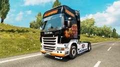 Depredador de la piel para Scania camión para Euro Truck Simulator 2