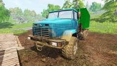 KrAZ-6322 v2.0