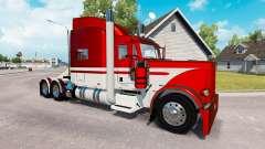 La piel de Equipos de Expresar camión Peterbilt 389 para American Truck Simulator