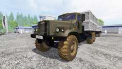 KrAZ-256 v2.1