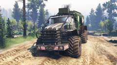 Ural-4320 [grizzly] v2.0 para Spin Tires