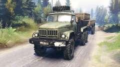 ZIL-137-137Б v2.0 para Spin Tires