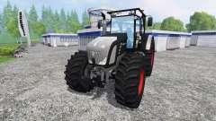 Fendt 936 Vario Forest Edition v1.3 para Farming Simulator 2015