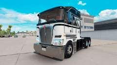 La piel del As De Picas en el tractor Kenworth K200 para American Truck Simulator