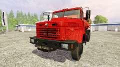 El KrAZ-65053