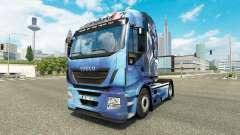 Piel Efecto de Masa para camión Iveco Hi-Way para Euro Truck Simulator 2