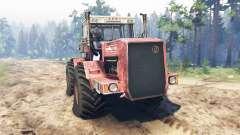 K-710 Kirovets v4.0 para Spin Tires