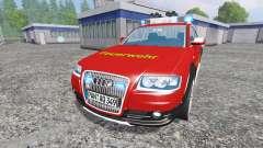 Audi A6 (C6) Avant [feuerwehr]
